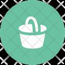 Bucket Water Pot Icon