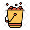 Bucket Foam Icon