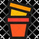 Buckets Icon