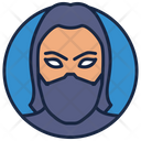 Buckey Villain Warrior Icon