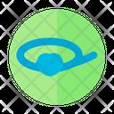 Bucle Accessory Stylish Icon