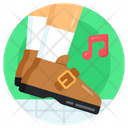 Buckle Shoes Icon