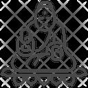 Buddha Tian Tan Tian Tan Statue Icon
