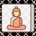 Mbuddha Buddha Buddhism Icon
