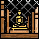 Buddha Buddhism Thailand Icon