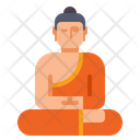 Buddha Buddhism Religion Icon