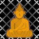 Buddha Statue Buddha Statue Icon
