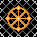 Buddhism Dharma Life Icon