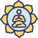 Buddhism Buddhist Buddhist Person Icon