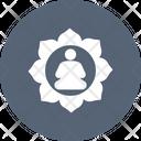 Buddhism Buddhist Buddhist Person Icon