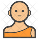 Buddhist Male Avatar Mascu Icon