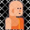 Buddhist Man Buddha Buddhism Icon