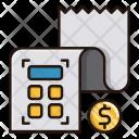 Budget Accounts Icon
