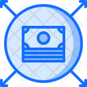Budget Allocation Money Icon