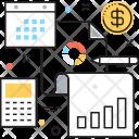 Budget Accounts Financial Icon