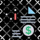 Budget Saving Spending Icon
