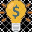 Budget Business Idea Income Icon