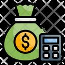 Budget Money Business Icon