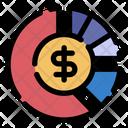 Budget Chart Analytics Icon