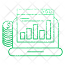 Budget Diagram Device Icon