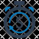 Budget Deposit Dollar Icon