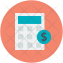 Budget Accounting Claculator Icon