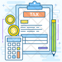 Budget Accounting Calculation Accounting Icon
