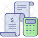 Budget Accounting Finance Money Icon