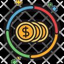 Budget Balance Money Cash Icon