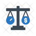 Court Law Business Icon