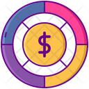 Budget Breakdown Icon