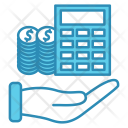 Budget Planning Business Icon
