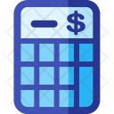 Budget, Calculator Icon