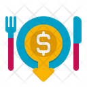 Budget Eating Icon