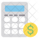 Investment Calculator Calculation Accounts Icon