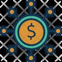 Budget Forecasting Budget Spending Financial Management Icon