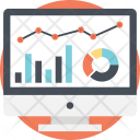 Budget Graph Business Icon