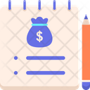 Budget List Icon