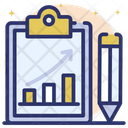 Budget Report Budget Chart Budget Document Icon