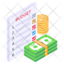 Budget Budget Report Finance Budget Icon