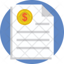Budget Report Icon