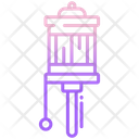 Budhhis Rattle Icon
