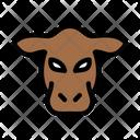 Buffalo Animal Farming Icon