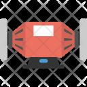 Buffer Motor Industrial Icon