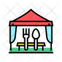 Buffet Catering Icon