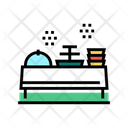 Buffet Table Food Icon