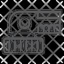 Buffing Machine Icon