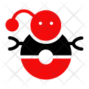 Buffoon Christmas Jester Icon