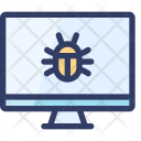 Bug Fix Code Icon