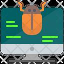 Bug Error Antivirus Icon